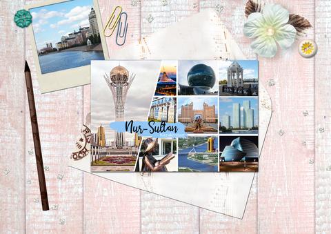 Столица Казахстана (мультивид)