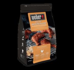 Щепа для копчения Weber, Смесь для курицы 700г