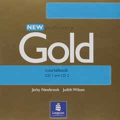 Gold New Proficiency Course CD x 2
