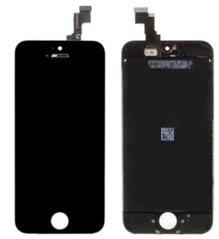 LCD Apple iPhone 5S Black (Hancai)
