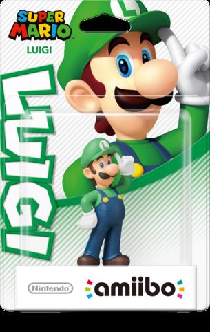 Фигурка Amiibo: Super Mario. Luigi || Луиджи