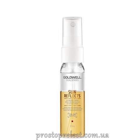Goldwell Dualsenses Sun Reflects UV Protect Spray - Спрей для захисту волосся від сонячних променів