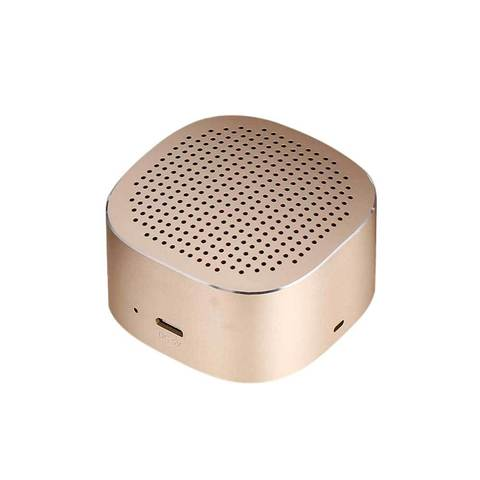 Колонка WK mini Bluetooth SP280 /gold/