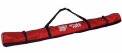 Чехол для беговых лыж Ray Red на 3 пары до 180 см