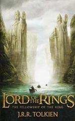 Lord of the Rings 1: Fellowship of the Ring  (A) film tie-in