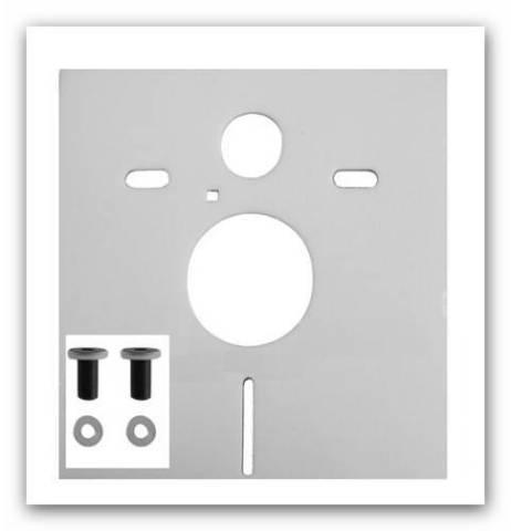 Geberit 156.050 00.1 звукоизолирующий комплект для инсталляции