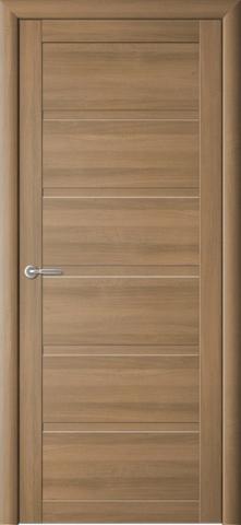 Дверь ALBERO Вена (янтарный, остекленная экошпон), фабрика Фрегат