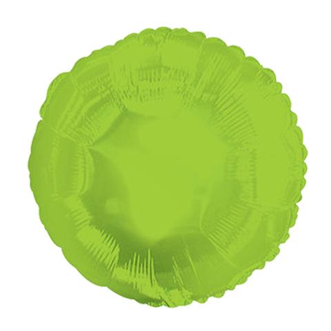 Шар-круг Лайм, 45 см