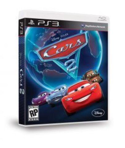 Disney. Тачки 2 (PS3, Essentials, русская версия)