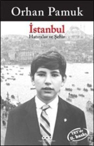 İstanbul.Hatıralar ve Şehir