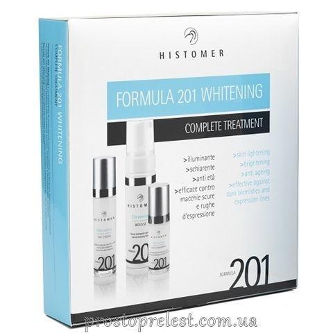 Histomer Formula 201 Whitening Kit - Набір освітлюючий для сяйва шкіри