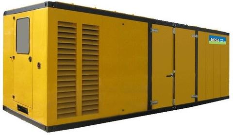 Дизельный генератор Aksa AC-1410 в кожухе