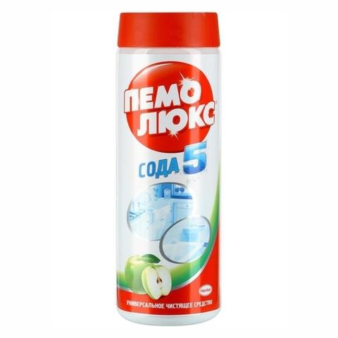 Средство чист ПЕМОЛЮКС Яблоко 480 гр РОССИЯ