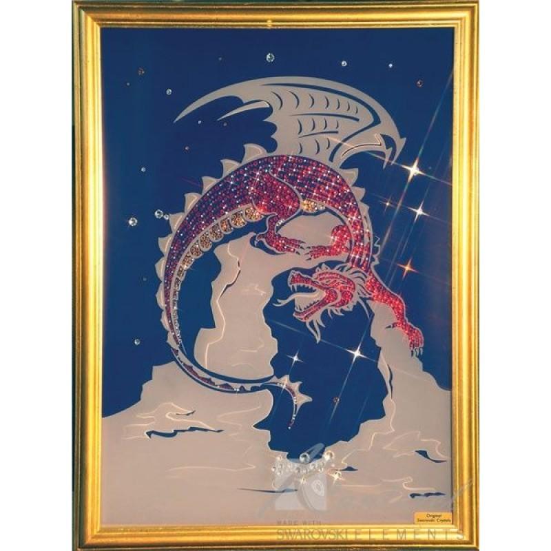 Картина Kantarel Дракон 030.29.12.0