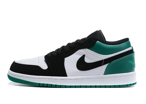 Air Jordan 1 Low 'White/Black Mystic Green'