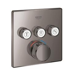 Термостат для душа встраиваемый на 3 потребителя Grohe Grohtherm SmartControl 29126A00 фото