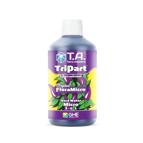 GHE FloraMicro HW / TriPart Micro HW T.A. 0,5л