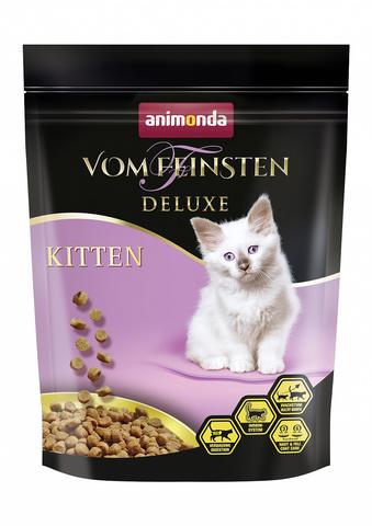 Сухой корм Animonda Vom Feinsten Deluxe Kitten