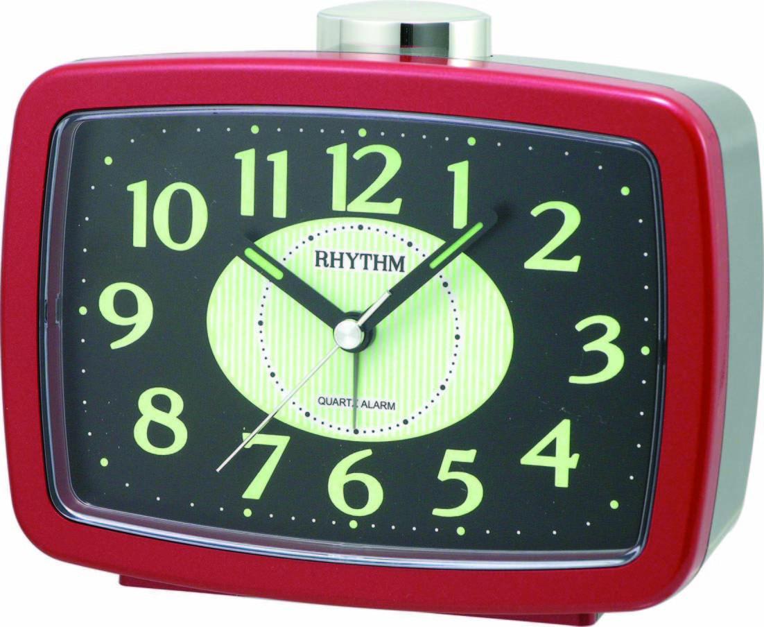 Часы-будильник Rhythm CRA630NR01