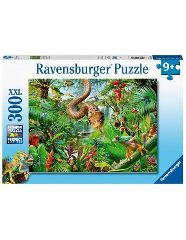Puzzle Reptile Resort 300 pcs
