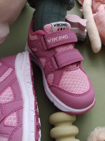 Кроссовки Viking для девочки
