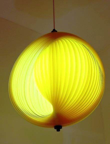 Replica Verner Panton Moon Table Lamp, Verner Panton Lamp Moon