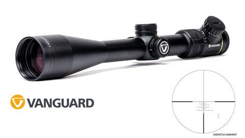 Vanguard Endeavor RS IV 5-20x50 DSV, сетка Dispatch Varmint с подсветкой