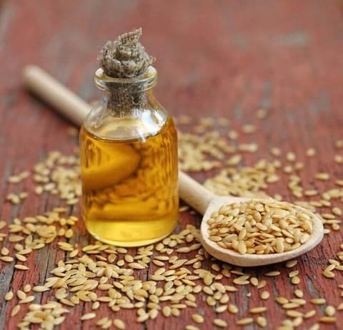 Фреш - масло из семени золотого льна