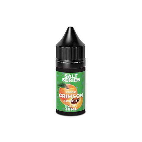 Жидкость Atmose Grimson Salt 30 мл Apricot