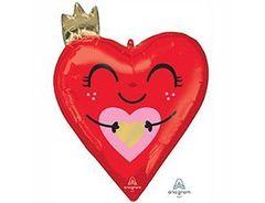 А Фигура, Сердце красное с короной, 19