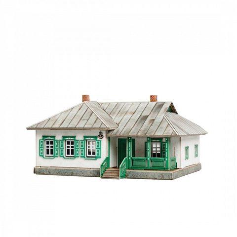 Сельский дом №2