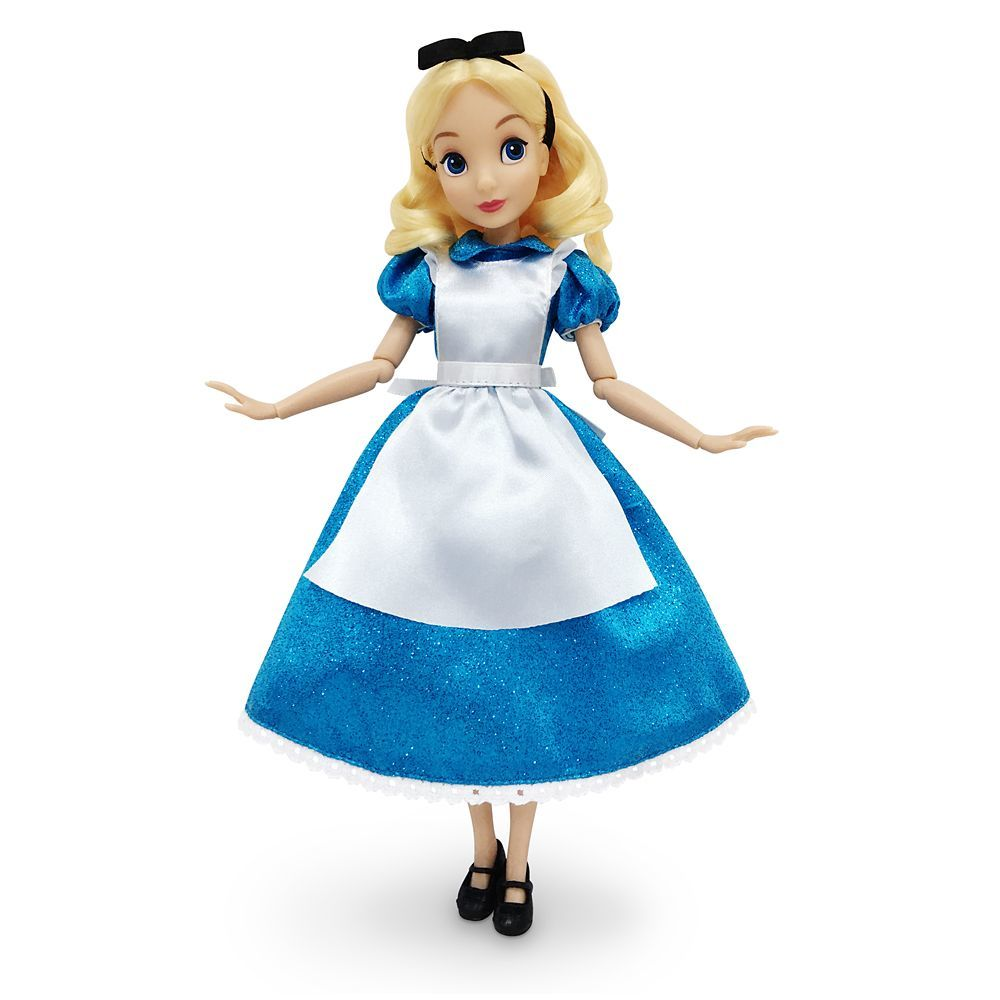 Кукла Алиса в стране Чудес (Alice) Disney Classic Doll