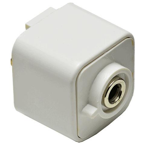 Адаптер крепления  для однофазной шины IL.0010.0046 белый