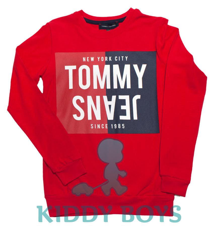 Свитшот для мальчика Tommy Jeans 4139-19