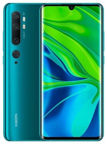 Смартфон Xiaomi Mi Note 10 Pro 8/256GB (зеленый) Global Version