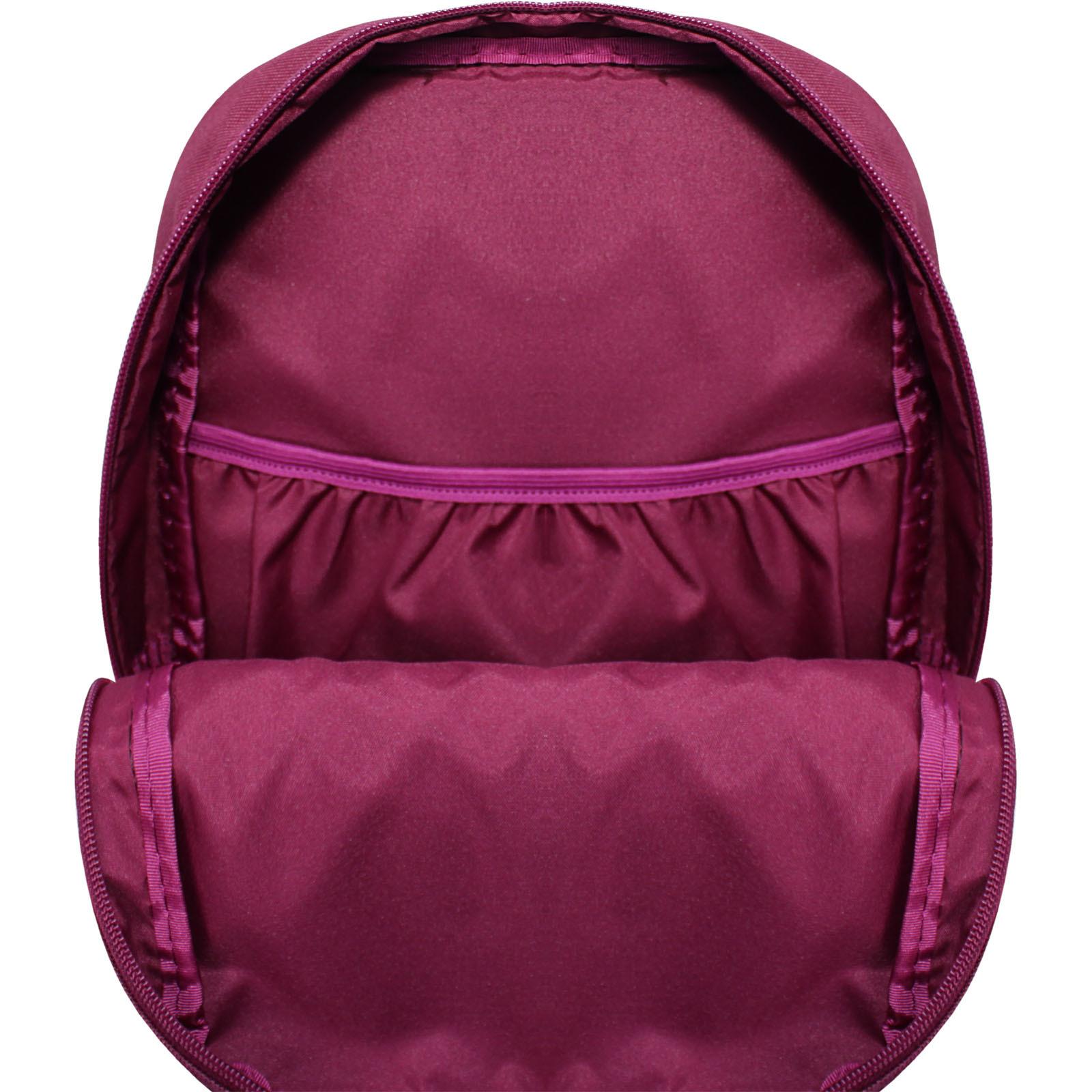 Рюкзак Bagland Молодежный mini 8 л. вишня (0050866)