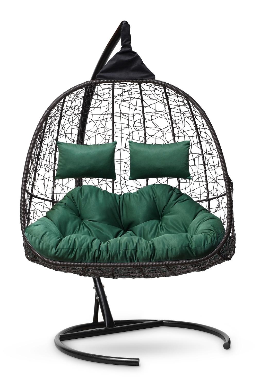 Подвесные кресла Подвесное кресло для двоих SEVILLA TWIN коричневое podvesnoe-kreslo-kokon-sevilla-twin-korichnevoe-1.jpg