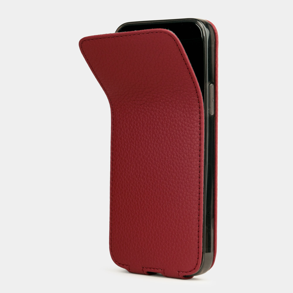 Case for iPhone 12 Pro Max - red cherry