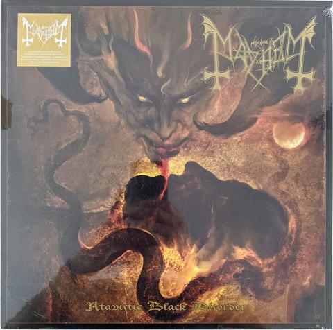 Mayhem – Atavistic Black Disorder / Kommando