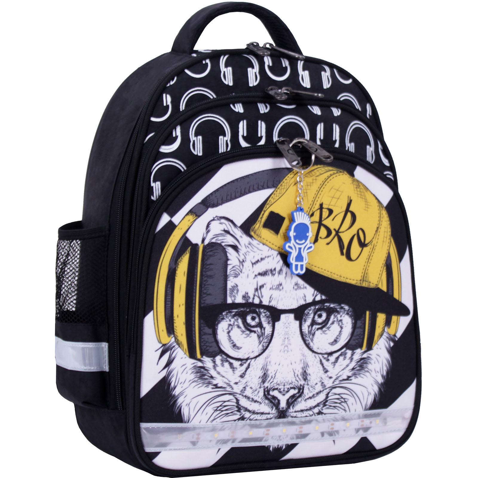 Рюкзак школьный Bagland Mouse черный 175к (0051370) фото 6