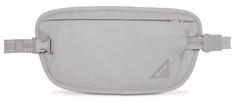 Сумка кошелек на пояс Pacsafe Coversafe X100 Светло-серый