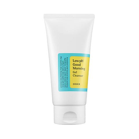 Слабокислотный гель рН 5,0 ~ 6,0 для очищения кожи COSRX Low pH Good Morning Gel Cleanser