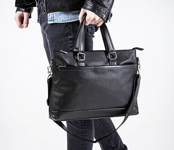 BAG533-1 Мужской портфель с ремнем на плечо
