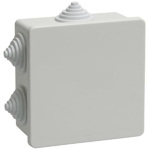 Коробка распаячная IEK 85х85х40 IP44