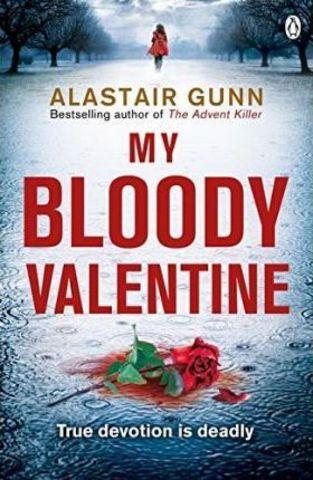 My Bloody Valentine : DI Antonia Hawkins 2