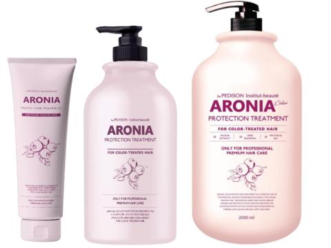 EVAS Pedison Маска для волос АРОНИЯ Institute-beaut Aronia Color Protection Treatment