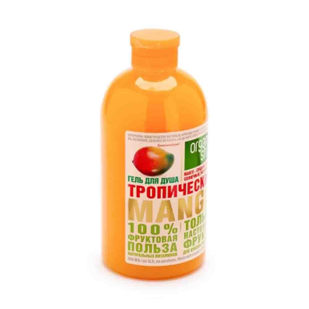 """Гель для душа """"Тропический манго"""""""