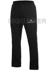 Детские беговые брюки Nordski Jr. Motion Black