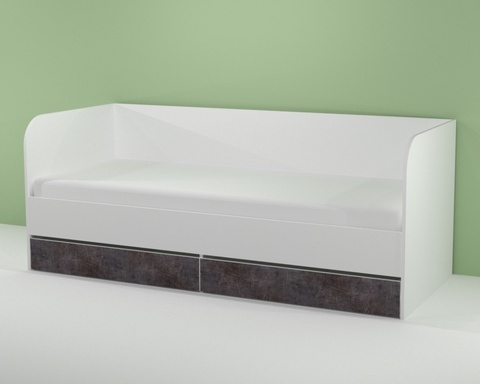 Кровать МАЛЬТА-2 2000-900 /2032*800*934/