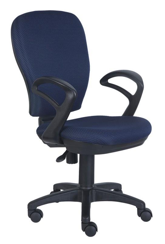 Кресло для персонала БЮРОКРАТ CH-513AXN